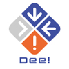 dee_logo_sticker_100_100
